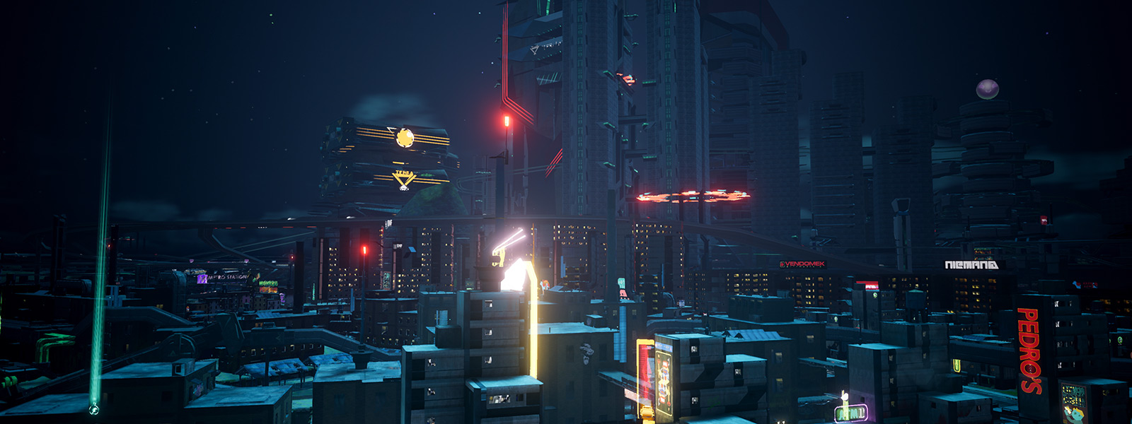 Crackdown 3 – New Providence