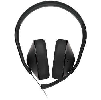 Front view of Xbox One Stereo Headset