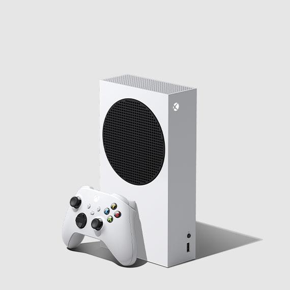 Xbox series S console