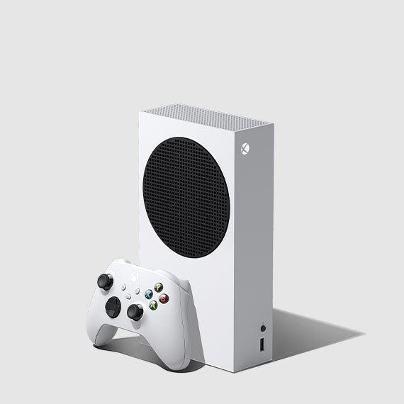 Xbox seriesS console