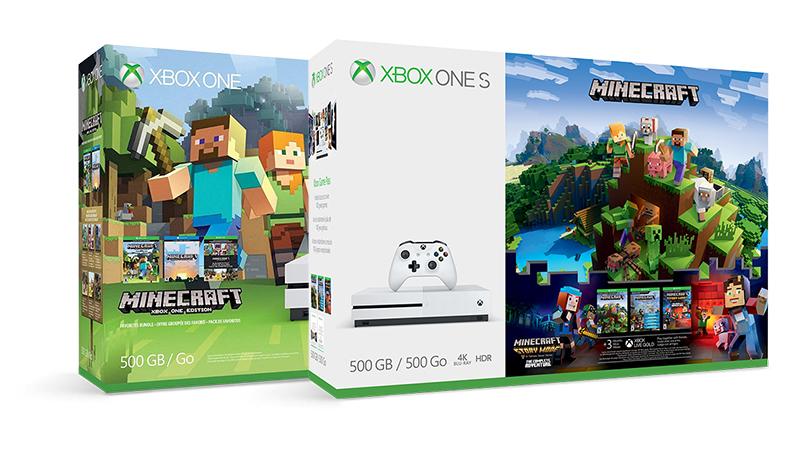 Save $100 on Xbox One S 500GB Bundles!