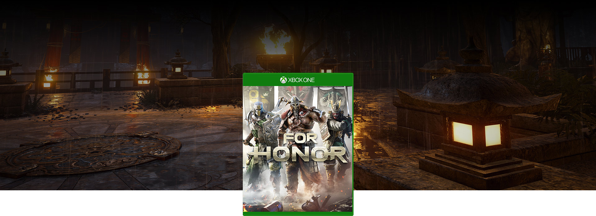 For Honor-boxshot