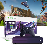 Xbox One S Fortnite Battle Royale Special Edition Bundle (1TB) | Xbox
