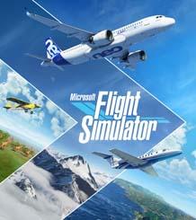Aerei e scene di Microsoft Flight Simulator di diverse parti del mondo