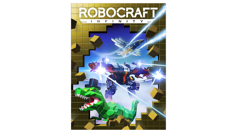 Robocraft Infinity Ultimate edition boxshot