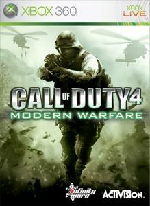 COD Modern Warfare boxshot