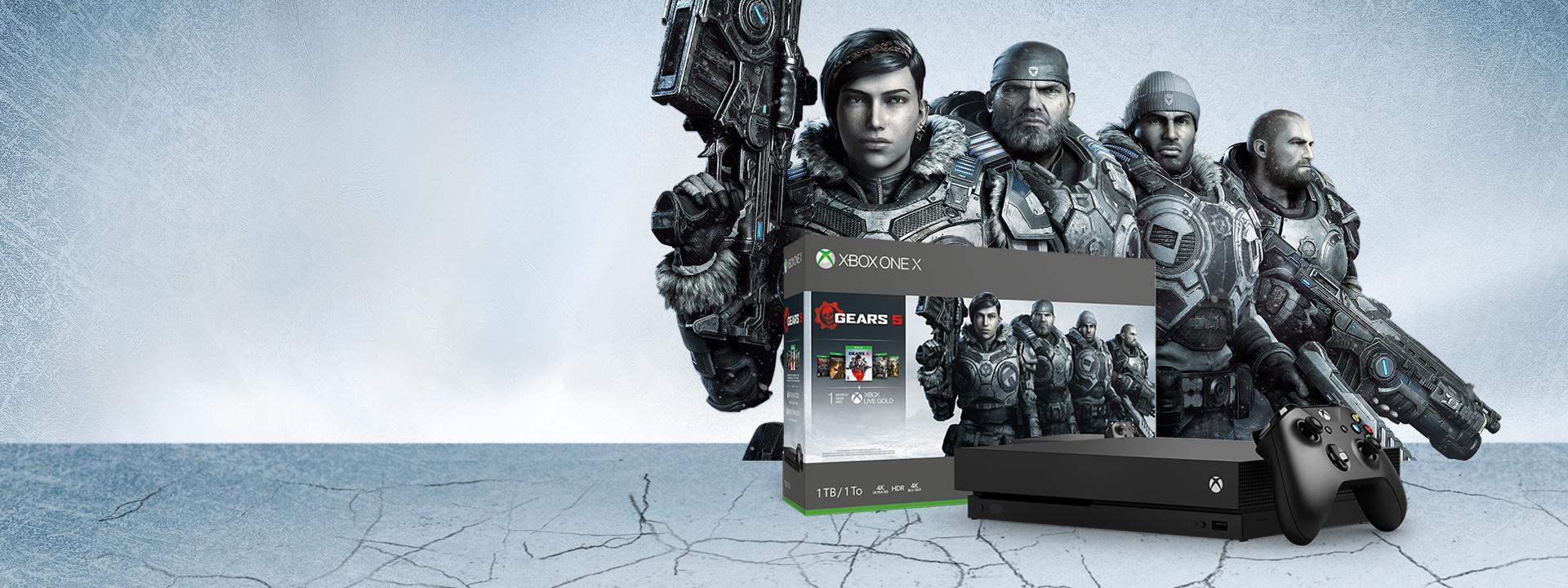Ruil je oude console in bij Game Mania voor korting op een Xbox One X!