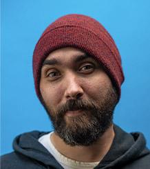 Portrait de Kevin Kenson
