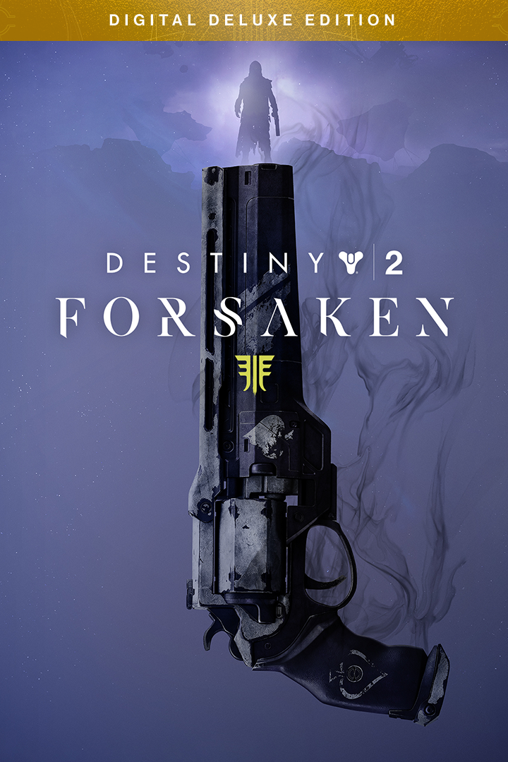 Destiny 2 Digital Deluxe edition boxshot