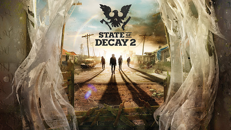 state of decay 2 box shot
