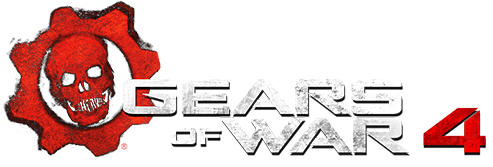 Logotipo do Gears of War 4