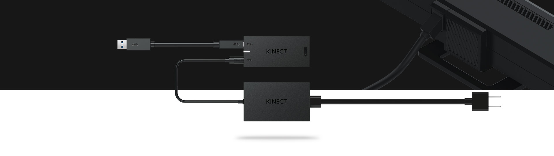 Adapter Kinect