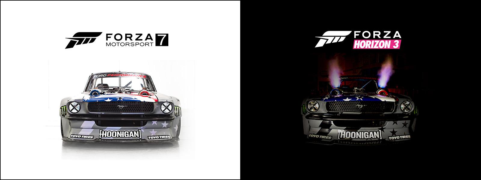 Forza 7 - Hooligan