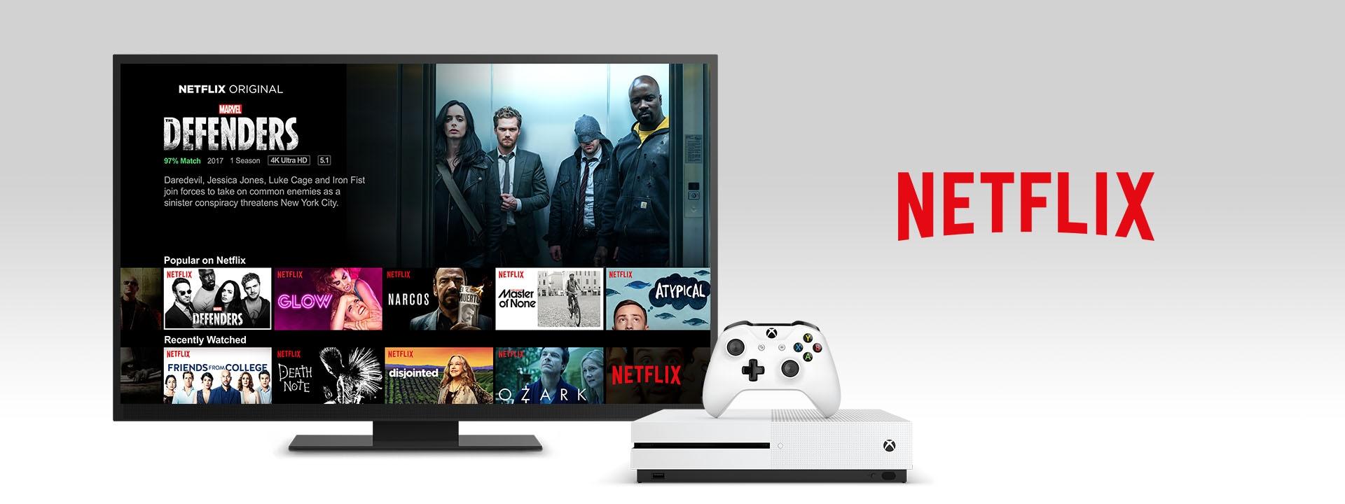 Netflix på Xbox One