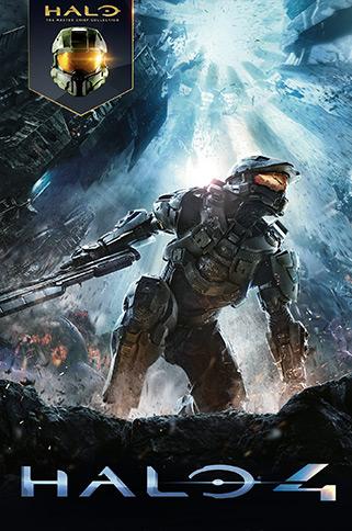 Обложка Halo4