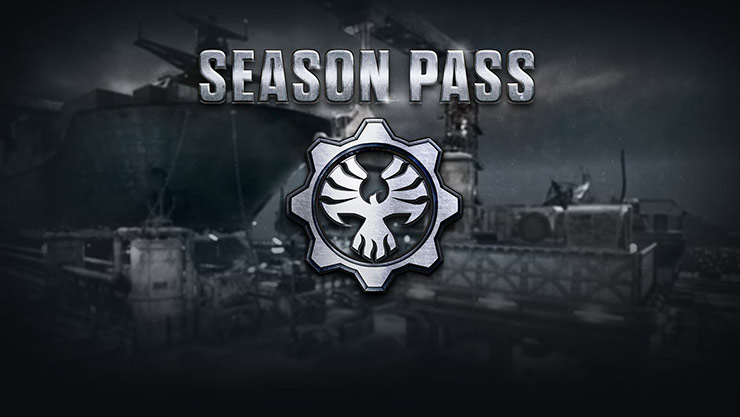 Gears of War 4 Season Pass -kuva