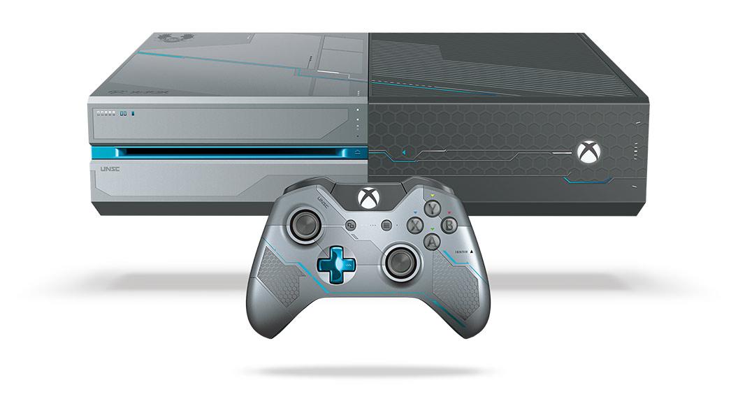 Halo 5 Guardians Limited Edition Bundle | Xbox