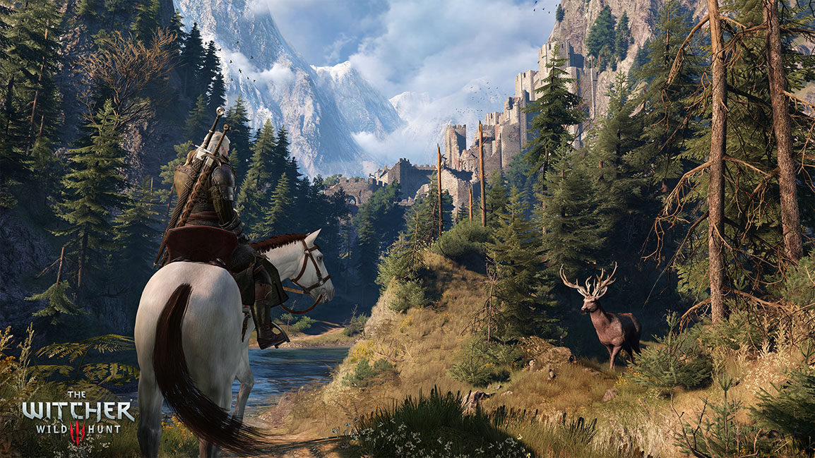 The Witcher 3: Wild Hunt – Getier