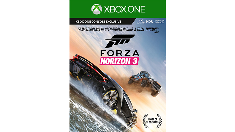 Forza Horizon 3-coverbilde