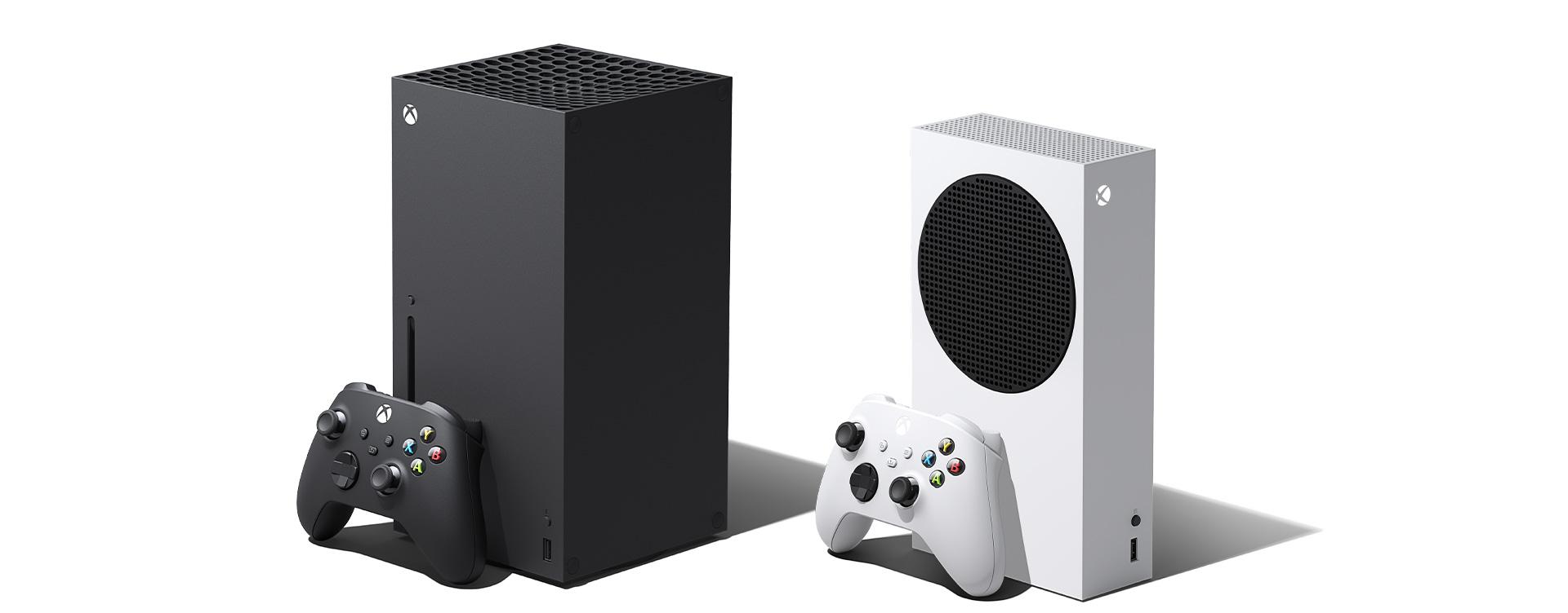 Xbox Series X and Xbox Series S