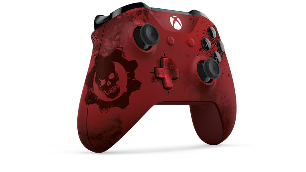 Right angle view of GOW CO Controller