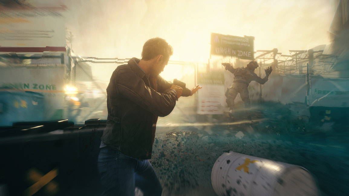Screenshot 1 di Quantum Break