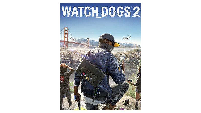 Watch Dogs 2 Standard Edition – Verpackung