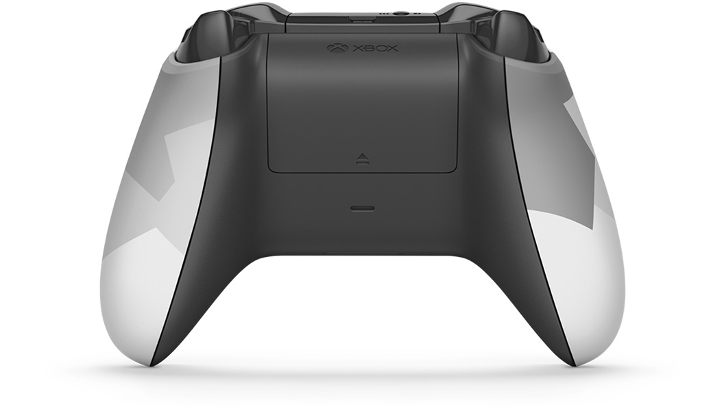 Back view of Winter Forces Controller