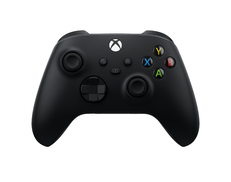 Thumbnail image: Xbox Wireless Controller Carbon Black