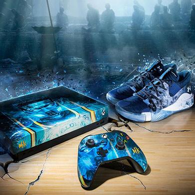 Mortal Kombat 11 console