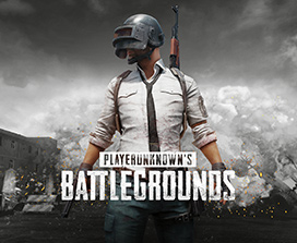 Omslag till PLAYERUNKNOWN'S BATTLEGROUNDS