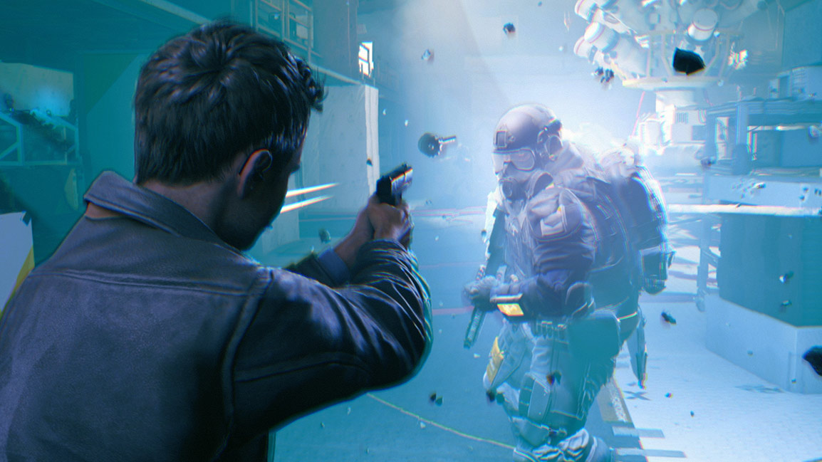 Screenshot 8 di Quantum Break