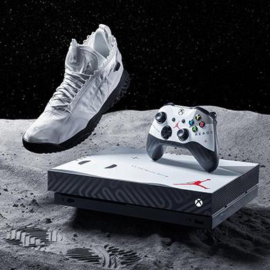 Jordan Xbox One X