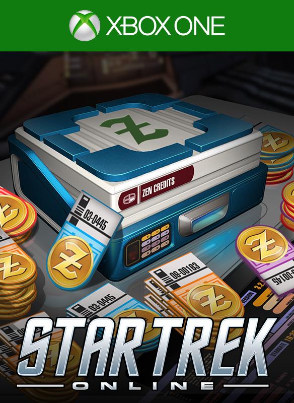 Star Trek Online: 5300 Zen