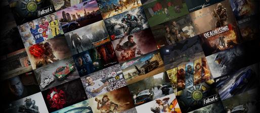 fondos de escritorio y de pantalla de Xbox