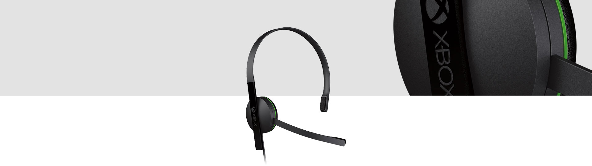 Xbox One csevegő headset