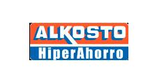 logotipo de Alkosto