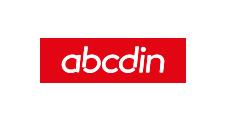 logotipo de abcdin
