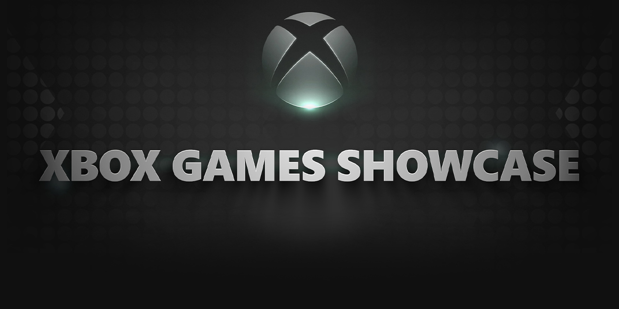 The Xbox Games Showcase logo