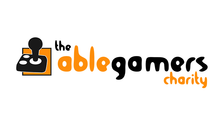 Λογότυπο The Ablegamers Charity