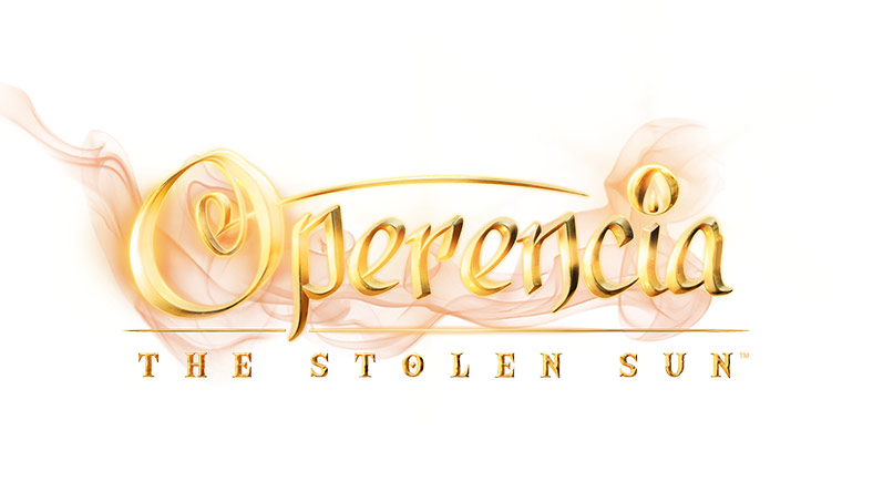 Operencia: The Stolen Sun logo