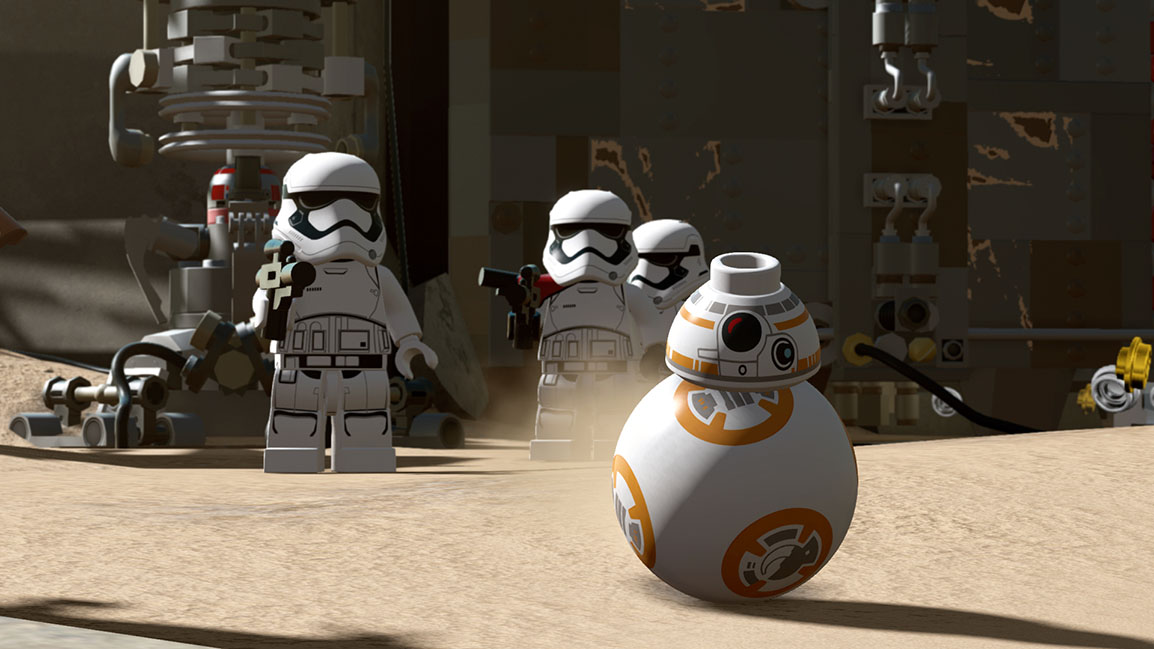 LEGO Star Wars – BB-8