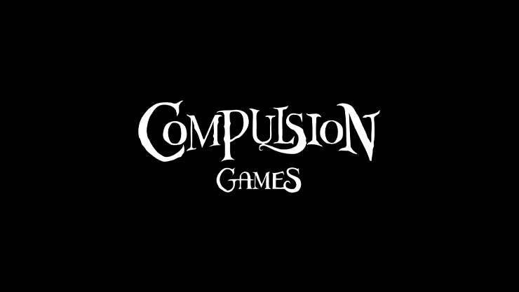 Logótipo da Compulsion Games