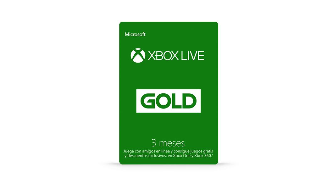 Con Xbox Live Gold, 6 es mejor que 3