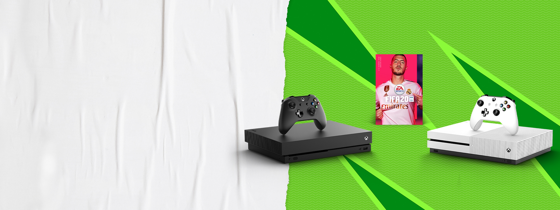 Xbox One에 ₩61,200 할인받고 FIFA 20을 구매하세요