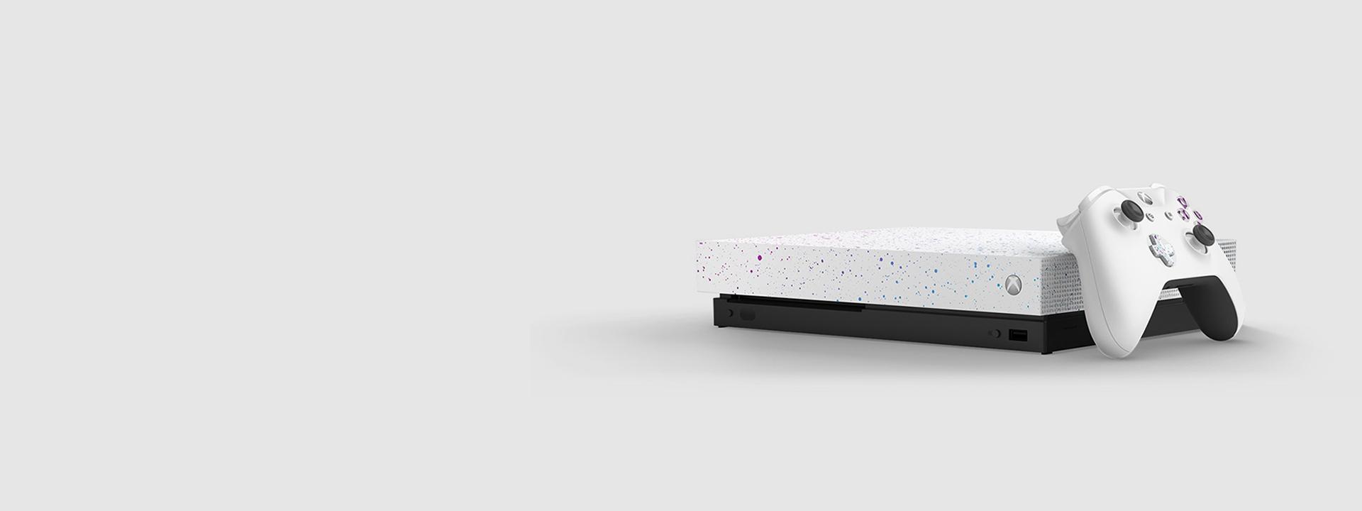Xbox One X 1TB 超时空特别版