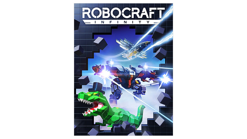 Robocraft Infinity Standard Edition-coverbillede