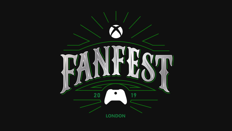 Logo vom London Fanfest