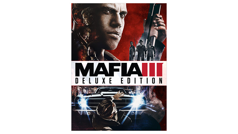 Mafia III Deluxe Edition-coverbillede