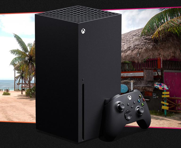 Xbox SeriesX 본체 및 컨트롤러